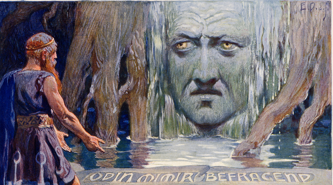 Odin mimir