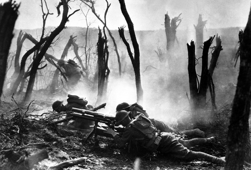 WAR & CONFLICT BOOKERA:  WORLD WAR I/THE FRONT